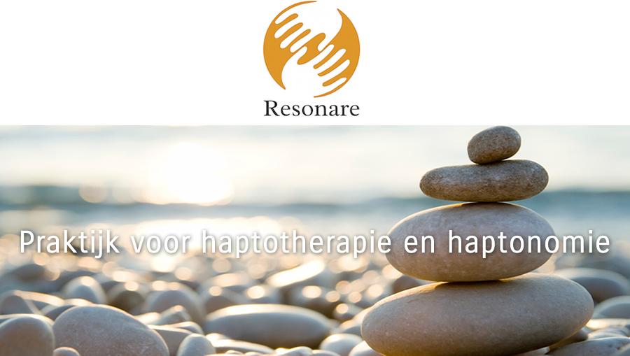 Resonare | Praktijk voor Haptotherapie en Haptonomie